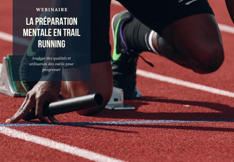 Webinaire : la préparation mentale en Trail / Running